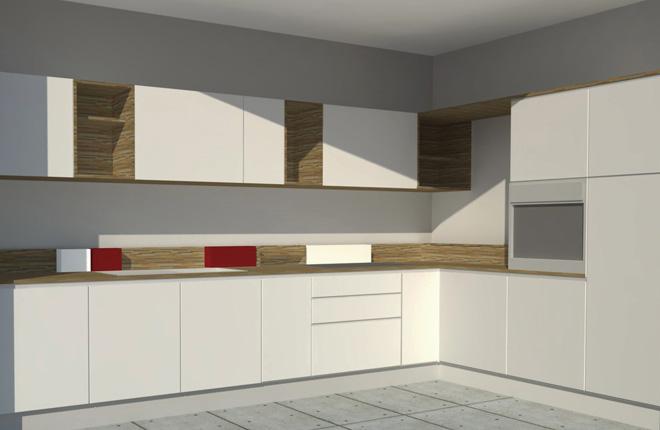 Okap mobili su misura interni - Tutto cucine carre ...
