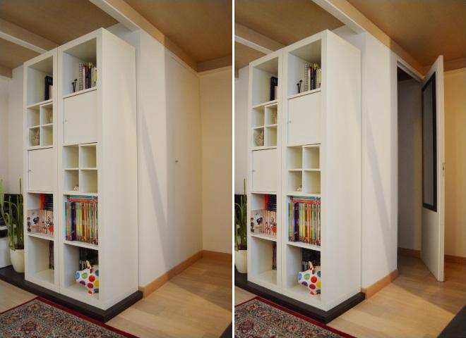 Okap mobili su misura interni for Costruendo una piccola cabina con soppalco