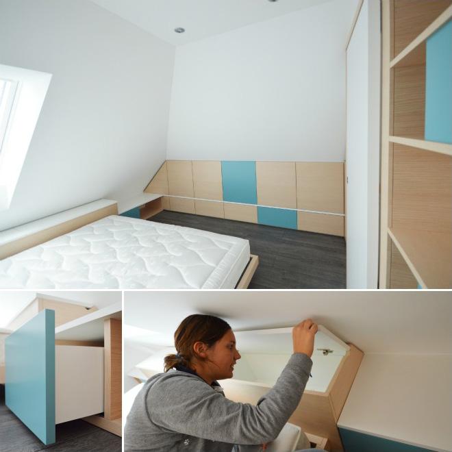 Camera da letto di 10 mq idee per il design della casa for Arredare camera da letto di 10 mq