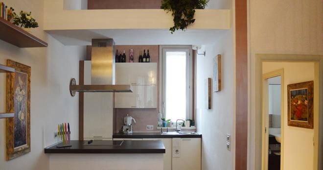 4 tecniche per ristrutturare casa e ottimizzare lo spazio - Cucina sala open space ...
