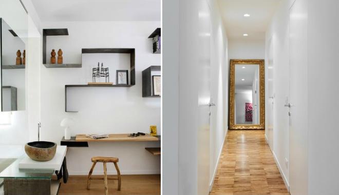 Arredare spazi piccoli okap mobili su misura for Piccoli spazi
